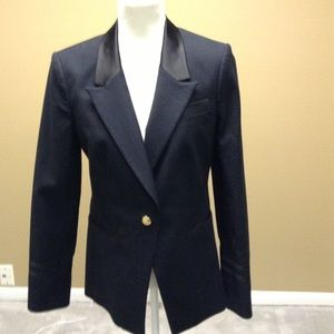 NWOT Juicy Couture Black Blazer